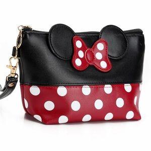Minnie Mouse Clutch Bag Purse Women Girls Fashion